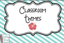 Classroom Themes / Fun and creative themes for your classroom