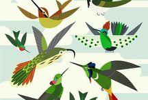 Ilustraciones / by Diana Jurado Parejo