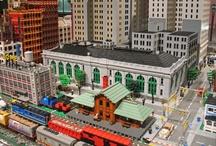 Twoja LEGO metropolia / Zbuduj swoje własne miasto z zestawami LEGO City.