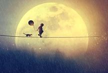 Moonstruck Art / by Georgia Badertscher