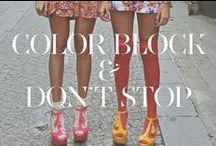 Color Block & Don't Stop! / by ShoeMint