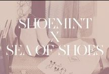 ShoeMint x Sea of Shoes / Exclusively designed by (and named after) fashion blogger Jane Aldridge of Sea of Shoes. / by ShoeMint