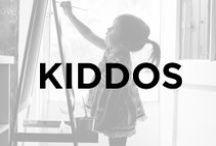 Kiddos / Kids, children, sweet, little kids, mini humans, cuties, beauties, toddlers, babies.