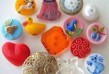 Vintage button love / by Joy Carver