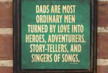 For Fathers...