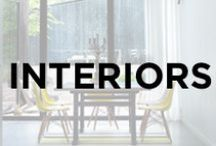 Interiors / Interior design, living space, happy living room, dining room, houses, creative interior, book shelves, indoor.