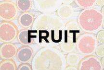 Fruit / Fruity, fruit slices, fruit portrait, juicy, fresh fruit.