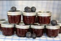 Jams, Jellies, Preserves, and other Canned Delights