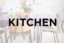 Kitchen / Kitchen tables, kitchen chairs, kitchen tile, kitchen floor, kitchen tools, kitchen appliances, kitchen plants, dining, food.