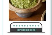 Fall Reset Challenge / A group board to share recipes that we can use during the 21 day challenge