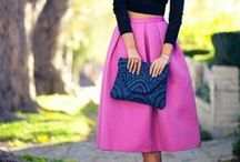 Skirting the Issue / How to style a skirt