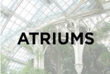 Atriums / Beautiful atriums, tree atriums, bathroom atrium, kitchen atriums.