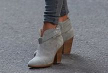 Ankle Boot Styling / Inspiration for styling ankle boots.