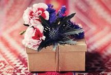 Package | Wrap | Carry / Beautiful ways package your retail products and to wrap and deliver personal gifts.