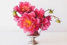 Flowers | Tablescapes | Gatherings / Incredible bouquets, deconstructed florals and flower arrangements used for events, dinners, and home decor.