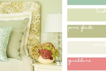 Color Palettes / by Cindy Rhudy