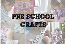 Pre-School Fun / Our pre-school kits are educational, fun and rewarding for our littlest crafters