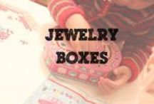 Jewelry Boxes / Crafty jewelry boxes kids can make themselves