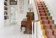 Kathy Kaehler Living / things, rooms, hallways, ceilings, walls...