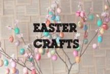 Easter with Kids / Easter Crafts for Kids, Treats for Easter Baskets, and Egg Tutorials, and more!