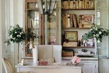 Home Office Ideas / by Susie Combee