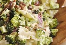 Salads / by Susie Combee