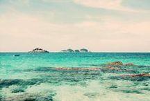 The Sea, Beach ,