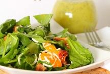 Salads / by Debi Gibilisco