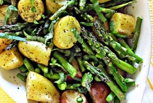 > Side Dishes / by Jacquelyn Boutall