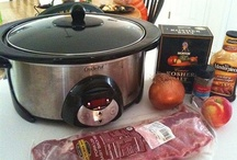 > Slow Cooker Recipes / by Jacquelyn Boutall