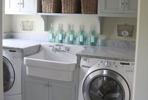 H: Laundry Rooms / by Jacquelyn Boutall