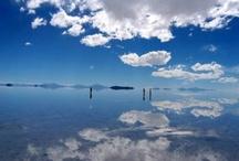 Bolivia  / Capitals are La Paz and Sucre / by Claudia Shuey