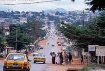 Cameroon / Capital is Yaounde / by Claudia Shuey