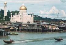 Brunei  / Capital is Bandar Seri Begawan / by Claudia Shuey