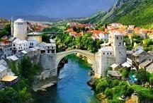 Bosnia and Herzegovina / Capital is Sarajevo / by Claudia Shuey