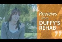 Duffys Rehab Reviews - Napa Valley / Testimonials and stories of people's experiences at Duffy's Rehab in Calistoga, California.