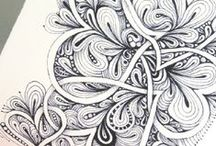 Doodling / by Cindy Rhudy
