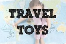 Travel Toys / Keep kids entertained on long car rides, plane trips, and more!