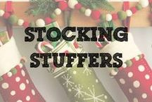 Stocking Stuffers / Keep them occupied this Holiday season with these cute crafts!