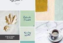 Rooms | Guest Bedroom / Color, items and other inspiration for a guest bedroom.