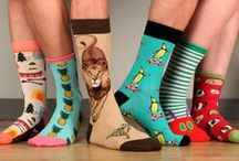 Novelty Socks / Quirky men and women will find fun novelty socks that speak to their souls among our array of awesome prints! Cacti, bikes, ninjas, sarcasm — whatever you're into, we've got 'em!