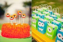Cake - Monsters (Oli's 1st)
