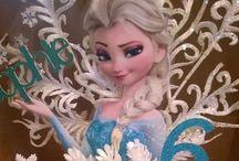Giana's frozen birthday