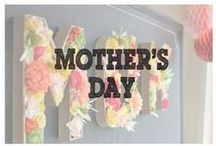 Mother's Day Crafts / Crafts and gifts for Mom!