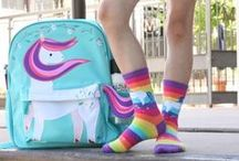 Kids' Socks / Cute little toes need cute little socks! Our cool kids' socks are sure to become your little one's new favorites, with fun and colorful patterns for girls and boys! Sizes include baby, youth and junior socks!