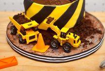 Cake - Construction