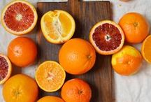 Color Inspiration: Orange / Like citrus and spice and things that are nice, orange is the kind of color that can rejuvenate you! Bask in the orange glow of these bright, bold images!