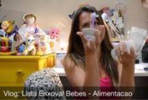 Enxoval Bebê / Dicas de produtos para compor o enxoval do bebêzinho que está a caminho.  Já baixou minha planilha simulável de enxoval de bebê? Lá você pode conferir, item a item, se vale a pena comprar aqui ou no exterior. Para mais infos, acesse www.mamaeplugada.com.br