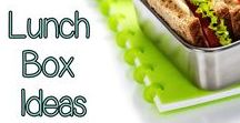 FRUGAL LUNCH BOX IDEAS / Our favorite collection of lunch box ideas. Kids lunches, adult lunches, lunches kids can make, and more!