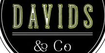 Davids & Co / Smoky. Tangy. Sweet. Satisfying. At Davids & Co, our mashup of barbecue traditions balances the classic with the creative to produce cravable 'cue with a culinary pedigree. Choose from spoon-tender pulled pork, savory smoked chicken and much more, served with beloved sides as well a few delightful surprises.  Open weekdays from 11 to 2 pm and two hours before most performances. Find us in downtown Seattle in the lobby of Benaroya Hall—the home of the Seattle Symphony. Call us at 206 215 4797.